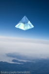 sky crystal pryramid
